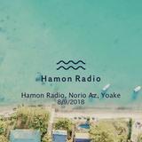 "#67 Hamon Radio Crew w/ Norio Az Music Radio & Yoake records @Rooftop bar ""in the moon"", Kyoto"