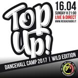 Reggaeradio.it special Top up Dancehall Camp 2017
