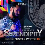 Serendipity EP 14 guest mix by PRAVEEN JAY