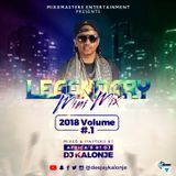 Dj Kalonje Legendary Mixx vol 1 - 2018