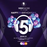 Persistence 5th Birthday Mix // DJ Jerome Price , DJ Woodhouse , Northern Project