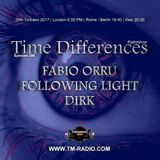 Fabio Orru - Time Differences 286 - 29th October 2017