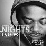 SIR SPYRO - LIVE STUDIO MIX ON GEORGE FM NIGHTS WITH JAY BULLETPROOF