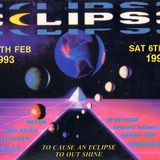 Stuart Banks & Ray Keith & Grooverider @ Eclipse 6th February 1993 Cambridge