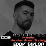 Harder Music Society #003 feat: Eddy Taylor