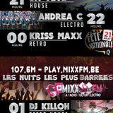 dj mike - mixx dj national 2019
