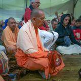 Bhaktivaibhava Swami - Class on the Bhagavad Gita as it is 4.36 (1990)