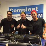 DJ Group Rubical plays live at Compleet FM
