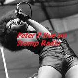 Soul & Rare groove Peter P @ Stomp Radio