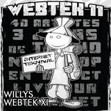 Dj Willys - K1 Résistance Crew - session tribe @ webtek XI - 2015-03-08