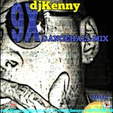 DJ KENNY 9X DANCEHALL MIX OCT 2016