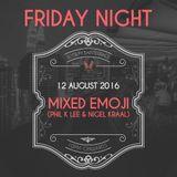 Mixed Emoji @Elysium Terrace August 2016 (part 1)