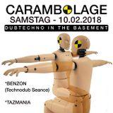 Benzon @ Carambolage - vor:Wien Berlin 10.02.2018 Part 1.