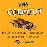 The Cookout 106: AC Slater LIVE @ Night Bass - Sound Nightclub