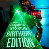 Saturday Session Birthday Edition Mix