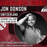JON DONSON // SWITZERLAND // DROPOUT RECORDS SHOWCASE 21-06-2014 01:00