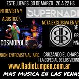 #8 Programa Completo Más Música en las Venas por Radio Lumpen 30 de marzo