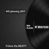 W Montero  (1H Techno Set)    Dream Sounds Prod    06.01.2017