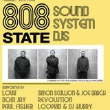 DJ Revolution 27 - 808 State @ the Hub 11/07/2015