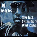 DJ GlibStylez - New Jack Swing Mix Vol.2 (Club Edition)