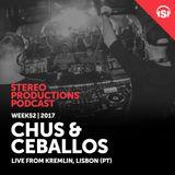 WEEK52_17 Chus & Ceballos live from Kremlin, Lisbon (PT)