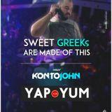 DEEJAY KONTOJOHN // Sweet Greekς Are Made of This @ YAP YUM SummerClub (Live Mix)