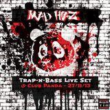 Mad Hiaz // Trap n Bass live set @ Club Panda // 27.11.2013
