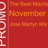 The Beat Machine  PROMO NOVEMBER
