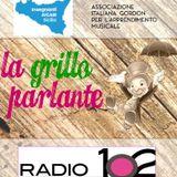 """""""La Grillo parlante"""" su Radio 102 - 29/12/2016 ospiti gli Insegnanti AIGAM Sicilia"""