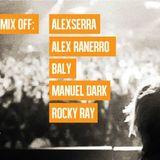 BURN RESIDENCY 2014 MIX - MIX OFF / CLUB TOP SIX, 26.4.2014, LJUBLJANA (LIVE)