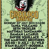 Negru @ Circoloco - DC-10 Ibiza (22-07-2013)