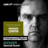 Daraspa - Underground Rhythm 2nd Anniversary on GWM by Nishan Lee