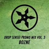 Drop Sensei Promo Mix vol. 3 - Bozne