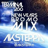 DJ A.K.STEPPA - HOUSE, DEEPHOUSE & TECH 2014 PROMO MIX