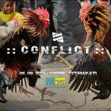 20140609   Conflict - Ickhoy De Leon