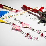 Chronique Etsy Québec : Annie Lafrance présente les bijoux en origami