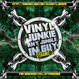 VINYL JUNKIE - Any Jungle In Guy... ????