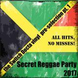 Secret Reggae Party 2017 - the Switch Docta vinyl pre-selection pt.1