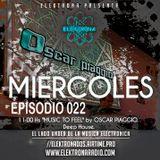 Ciclo Music To Feel Episodio 022 - Elektrona Radio Online