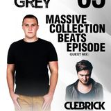 Matthew Grey - Massive Collection Beats Episode 065 (incl. Cuebrick Special Guest Mix) [29.04.2015]
