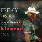 kLEMENC Friday Night Session Vol-3 Live @ soundwaveradio.net