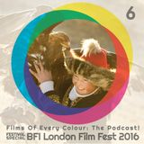 FOEC Podcast Ep. 6 – London Film Fest 2016