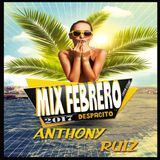 Mix Febrero ''Despacito'' - Anthony Ruiz 2017