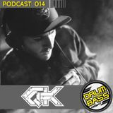 Drum and Bass Night PODCAST #014 - QKhack