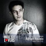 Hometown Heroes: Adrian Ravelo from New York City [Musicis4Lovers.com]