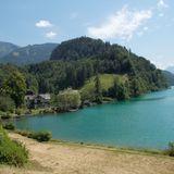 Sound of lake