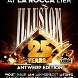 25 Years Illusion @ La Rocca 26-01-2013 p1  (FG-radio)