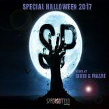 SpForgotten Special Halloween mixed by Death & Frazzle 27-10-2017@sp-brazil