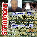 DJ Bènouh - OORSTEN SONORISATION - DJ DropKed - Bal de Straimont Samedi 29 Juillet 2017