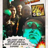 DELIFEST 69# Puntata 1-12-16 3 Parte Special Guest Esdì & Santa Sangre